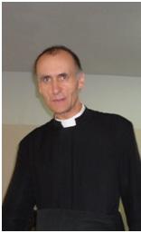 Padre Daniel Maret.