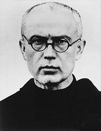 São Maximiliano Maria Kolbe.
