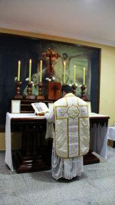 Domingo, 15 de julho de 2012: Missa Tridentina na Canção Nova.