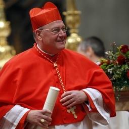 Cardeal Dolan.