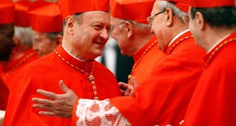 Cardeal Gianfranco Ravasi.