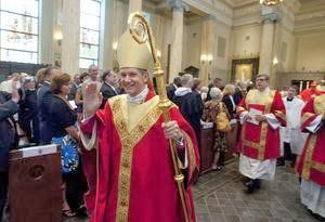 Dom Thomas Paprocki, bispo de Springfield (EUA).
