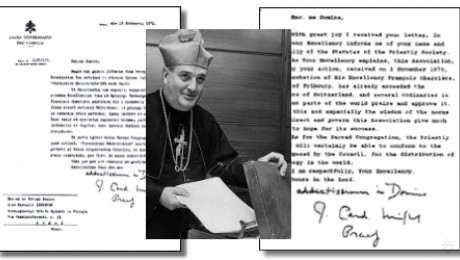 A FSSPX tem um motivo a mais para se regozijar no dia 1 de novembro, festa de Todos os Santos. Naquele dia, em 1970, a fraternidade sacerdotal foi canonicamente erigida, recebendo a aprovação formal da Santa Sé apenas quatro meses depois.