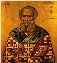 Santo Atanásio.