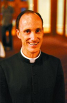 Padre Mark Withoos.