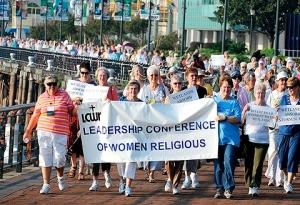 Religiosas do LCWR.