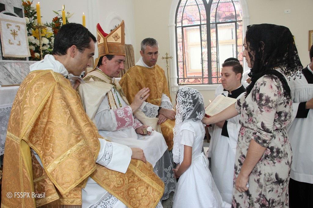 … in nomine Patris, et Filii, et Spiritus Sancti. Amen.