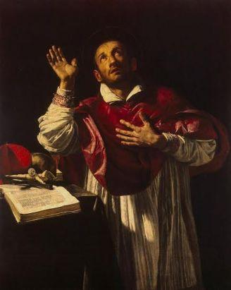 S. Carlos (Orazio Borgianni).