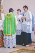Santa Missa em Ritápolis, MG