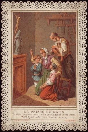 morning prayer family painlevre 63 rezando