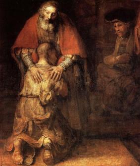 O-pai-misericordioso-e-os-dois-filhos