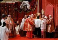 A última Missa papal no rito tradicional - 50 anos.
