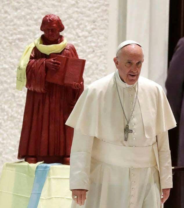 papa-francisco-lutero