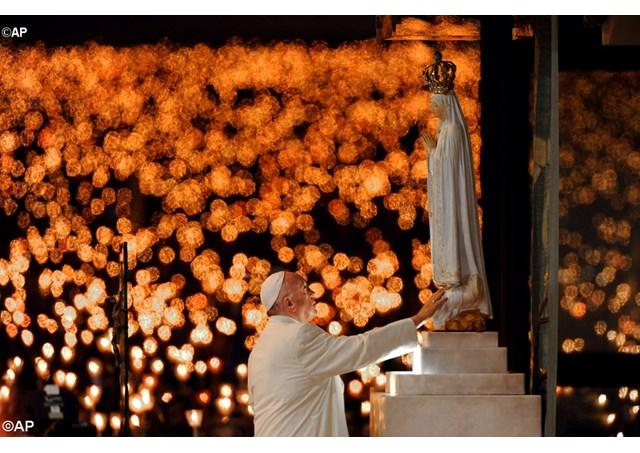 Papa Francisco Fatima