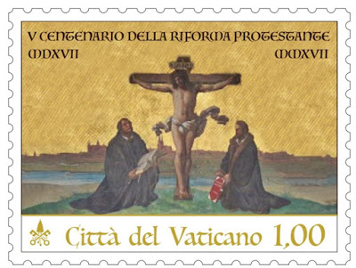 Selo 500 anos de Lutero