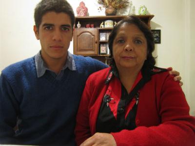 Beatriz Varela e Gabriel