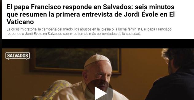 entrevista francisco espanha