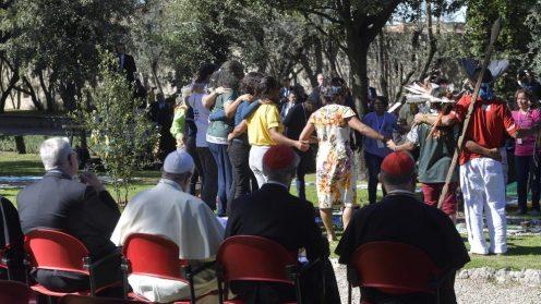 Papa sínodo