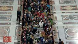Proissão na Basílica 2