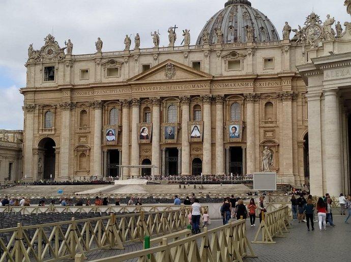 Vaticano canonizacao