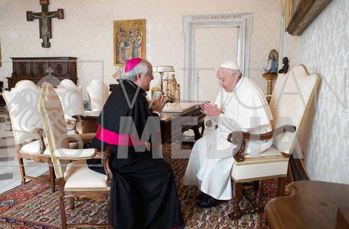 nuncio papa